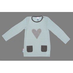 DT02 Tunic with heart